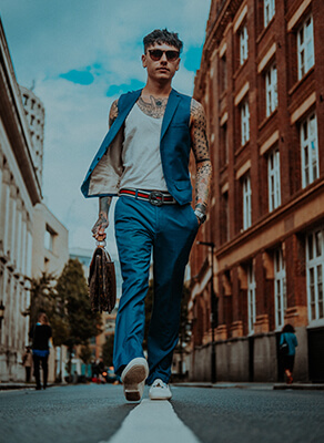 Latest Style Ideas For Men in FashionFashion / November 8, 2019