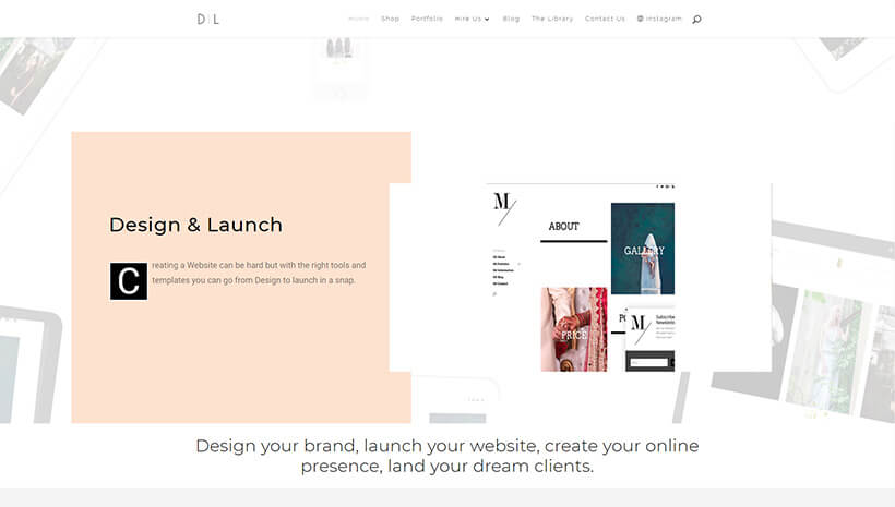 Design & Launch is Featured by Elementor Resources