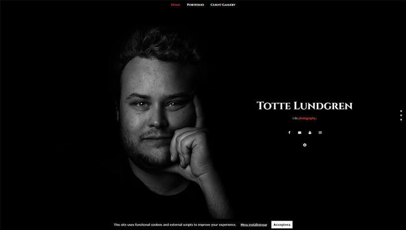 Totte Lundgren is Featured by Elementor Resources