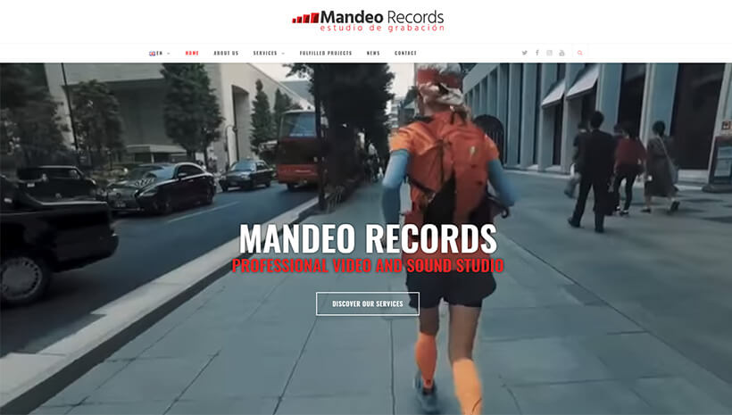Mandeo Records
