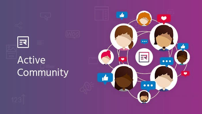 Active Community by Elementor Resources