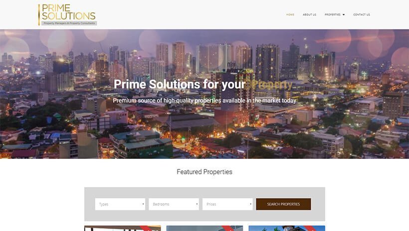 Prime Solutions Realty Group