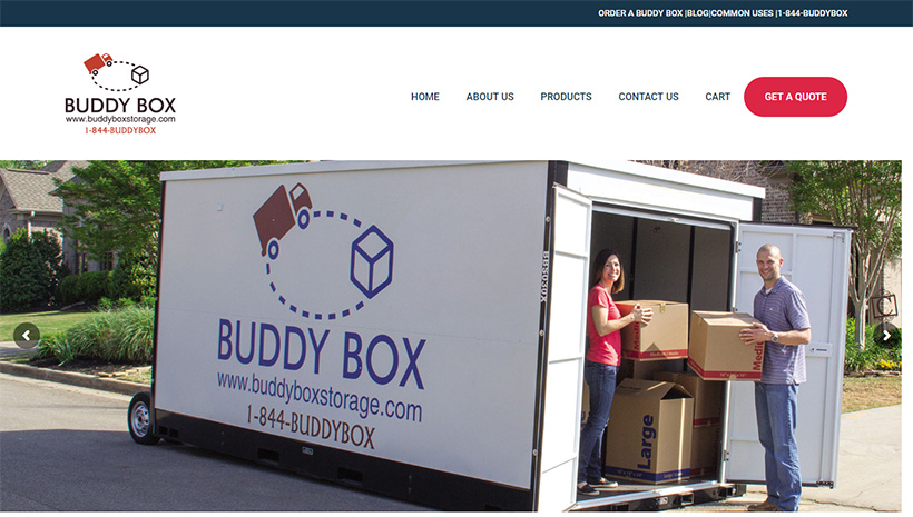 Buddy Box Storage