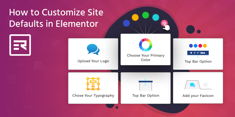How to Customize Site Defaults in Elementor
