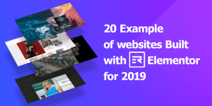 20 Best Examples of Websites Built with Elementor for 2019