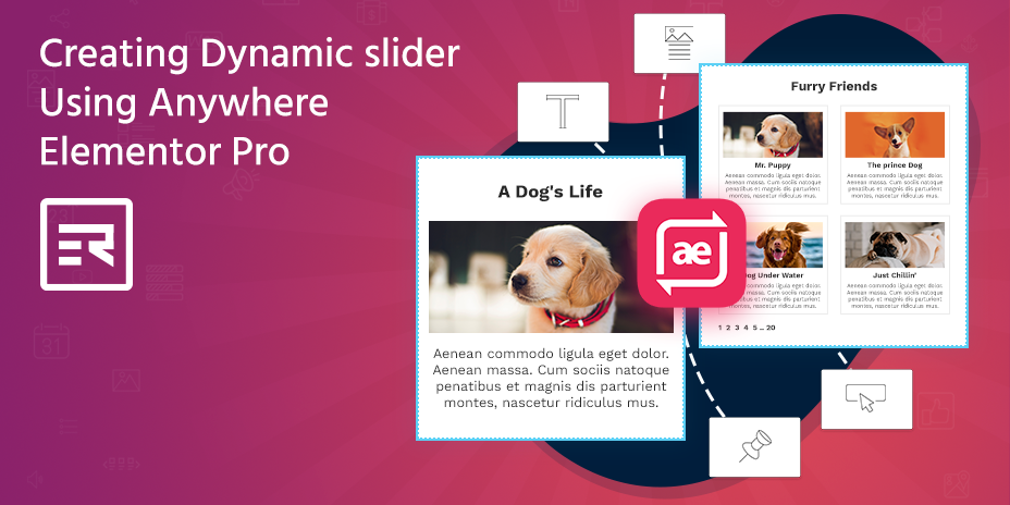 Creating Dynamic Slider Using Anywhere Elementor Pro