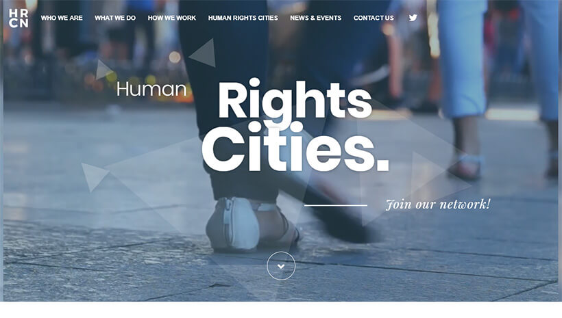 Human Rights Cities Network