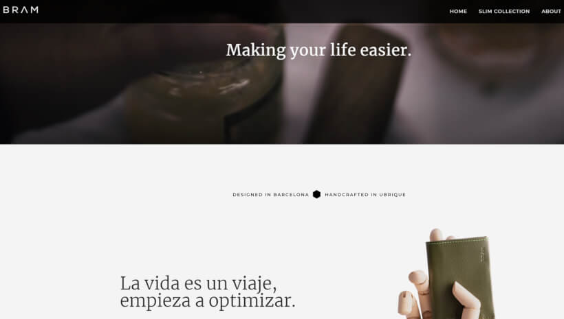best food website elementor template this 2019