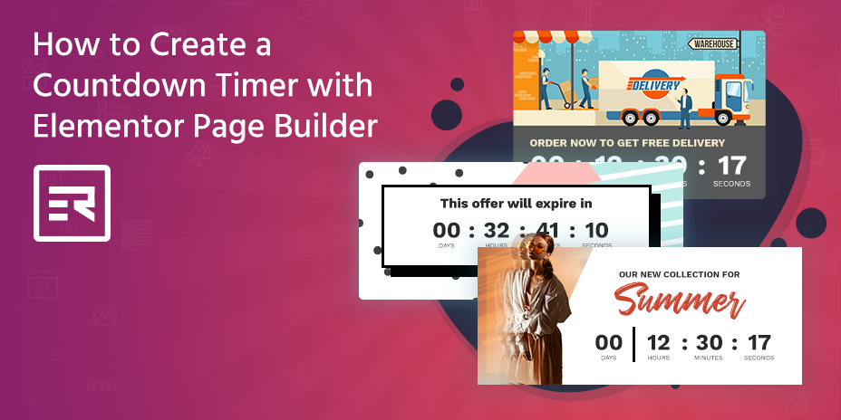 How to Create a Countdown Timer with Elementor Page Builder