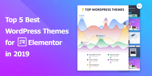 Top 5 Best WordPress Themes for Elementor in 2019