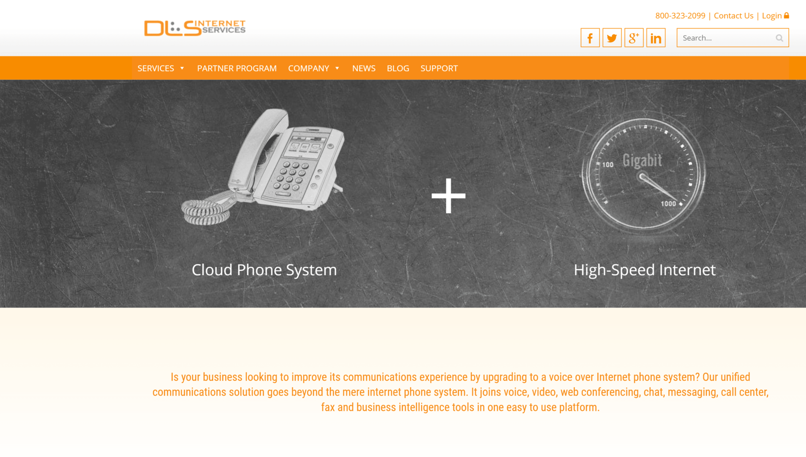 web to phone system