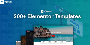 200+ Elementor Templates for 2020 and Beyond