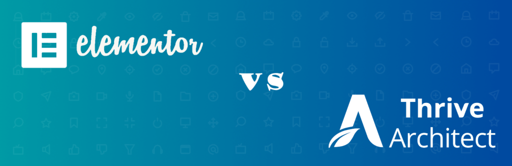 Elementor VS EVery Page Builder v3 - Thrive