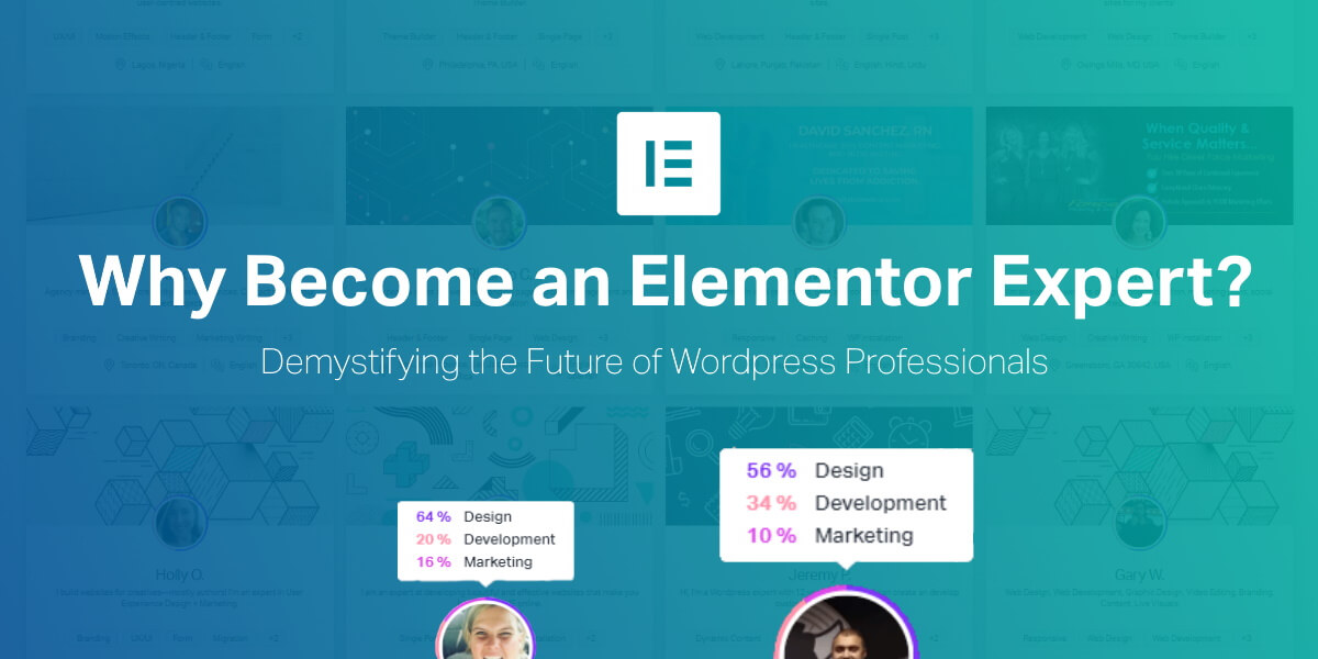Why Become an Elementor Expert?
