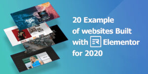 20+ Best Examples of Websites Built with Elementor for 2021